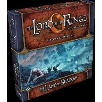 Lord of the Rings LCG: The Land of Shadow A Saga Expansion