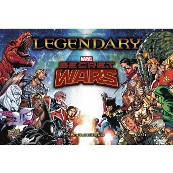 Legendary: Secret Wars Volume 2 - Expansion