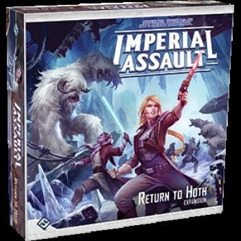 Star Wars: Imperial Assault: Return to Hoth Campaign Expansion