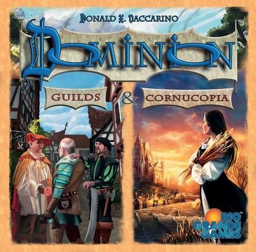 Dominion: Mixed Box - Guilds & Cornucopia