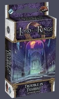 Lord of the Rings LCG: Trouble in Tharbad Adventure Pack