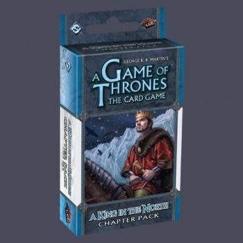 A Game of Thrones LCG: A King in the North 60 Card Chapter Pack