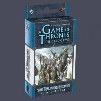 A Game of Thrones LCG: The Wildling Horde 60 Card Chapter Pack