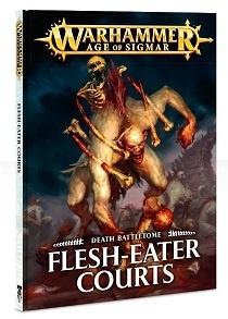 Battletome: Flesh-Eater Courts 1st edition regelbog
