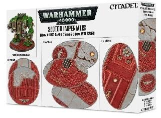 Sector Imperialis 60mm Round, 75mm Oval & 90mm Oval Bases