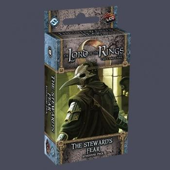 Lord of the Rings LCG: The Steward's Fear - EN