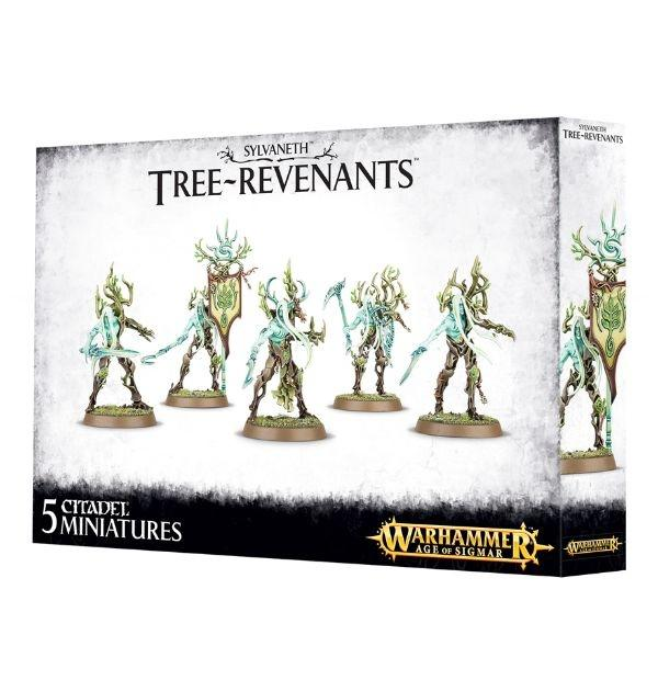 Sylvaneth: Tree-Revenants