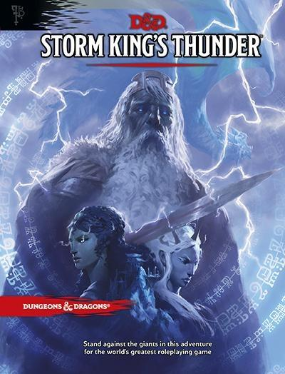 Dungeons & Dragons RPG - Storm King's Thunder