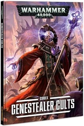 Codex: Genestealer Cults (Softback)