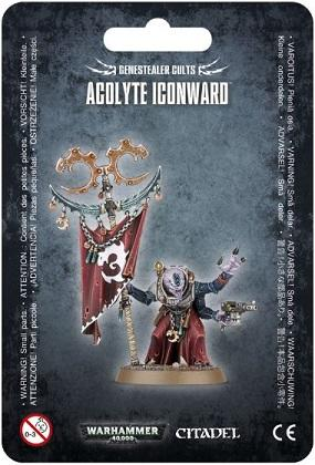 Genestealer Cults Acolyte Iconward