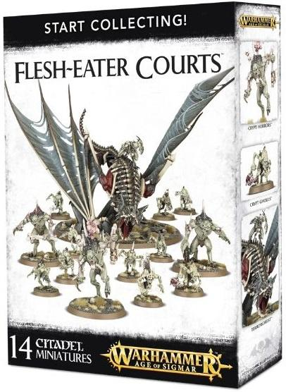 Start Collecting! Flesh-eater Courts