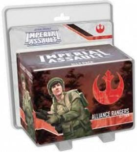 Star Wars: Imperial Assault: Alliance Rangers Ally Pack