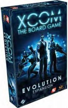 XCOM: The Board Game: Evolution Expansion