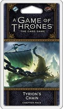 A Game of Thrones LCG 2nd Edition: Tyrion's Chain Chapter Pack