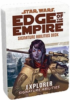 Star Wars: Edge of the Empire: Explorer Signature Abilities