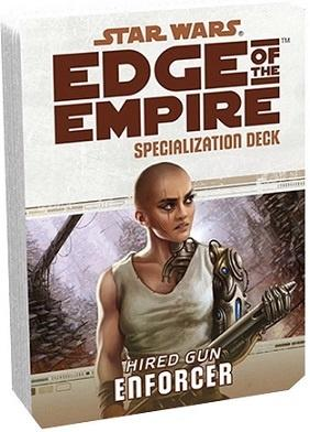 Star Wars: Edge of the Empire: Enforcer Signature Abillities