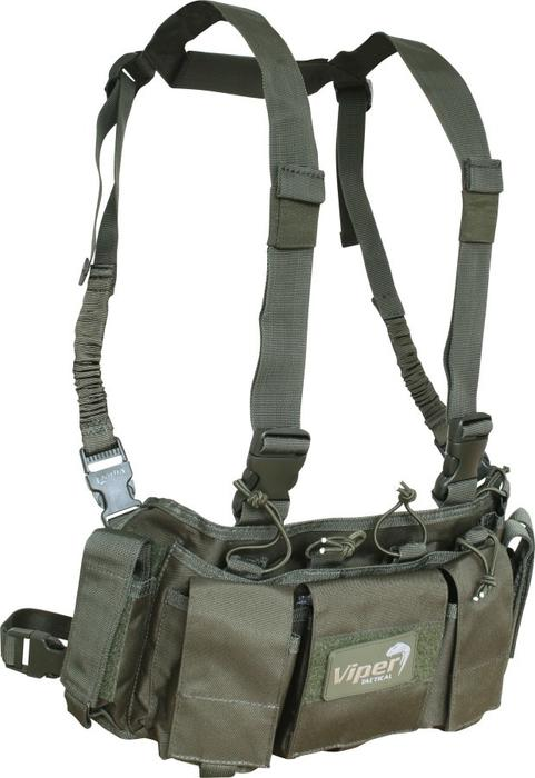 Viper Tactical Special Ops Chest Rig, Oliven