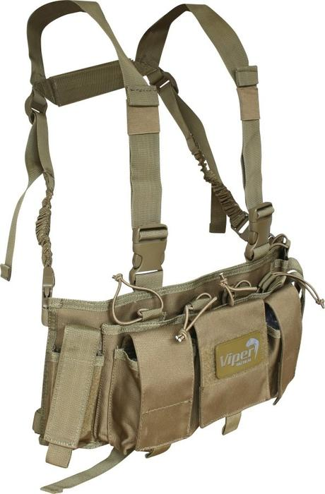 Viper Tactical Special Ops Chest Rig, Coyote