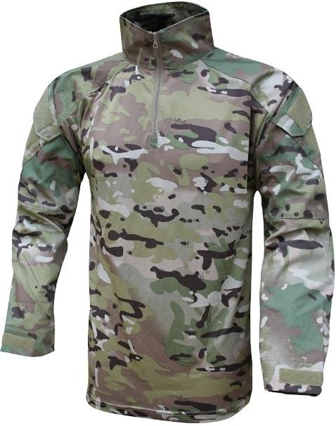 Viper Tactical Warrior Skjorte, Multicam, Large