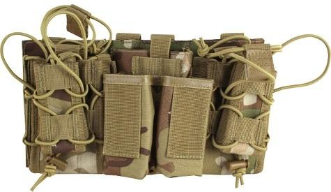 Viper Tactical Taktisk Molle Panel, Multicam