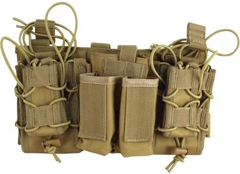 Viper Tactical Taktisk Molle Panel, Coyote