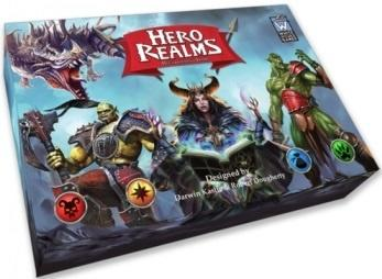 Hero Realms Deckbuilding Game, 1 Pakke
