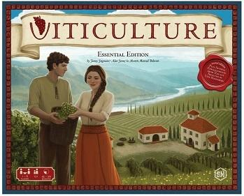 Brætspil Viticulture Essential Edition
