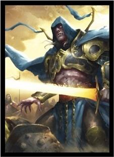Legion Matte Sleeves, EPIC - Knight of Shadows, 60 lommer