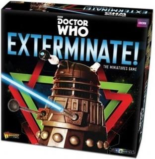 Doctor Who: Exterminate! - The Miniatures Game