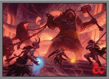 Deck Protector Sleeves - D&D - Fire Giant, 50 Lommer