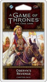 A Game of Thrones LCG 2nd Edition: Oberyn's Revenge Chapter Pack