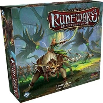 RuneWars: The Miniatures Game - Latari Elf Army Expansion