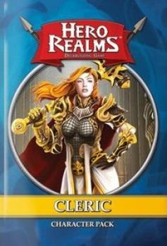 Hero Realms: Character Pack- Cleric