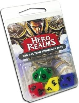 Hero Realms Dice, 16mm