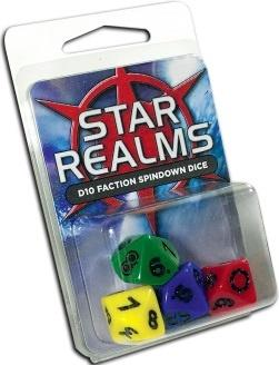 Star Realms Dice, 16mm