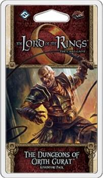 Lord of the Rings LCG: The Dungeons of Cirith Gurat