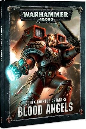 Codex: Blood Angels, 8th Edition