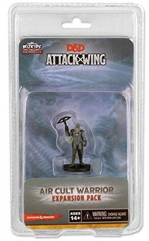 Fed D&D Attack Wing Air Cult warrior figur