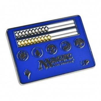 UP - Card Size Abacus Life Counter for Magic - Blue