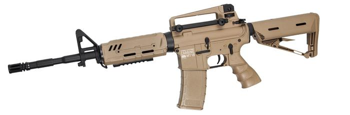 Softgun Carbine MT18 Tan