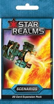 Star Realms Deckbuilding Game - Scenarios Booster