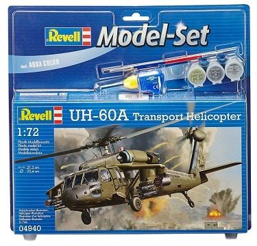 UH 60A Transport H 1/72 Model Set