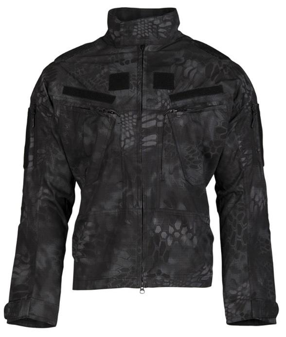 Combat Jacket Chimera Mandra Night, Str. XXL