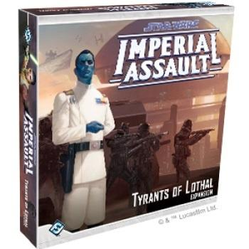 Star Wars: Imperial Assault Tyrants of Lotha