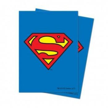 Sleeves Standard - Justice League: Superman (65 Lommer)