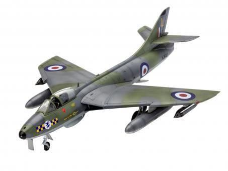 100 Years RAF: Hawker Hunter FGA