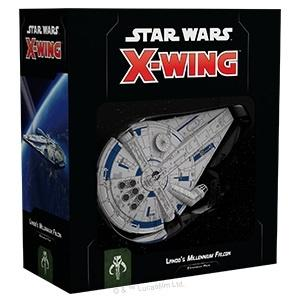 Star Wars: X-Wing Second Edition Lando's Millennium Falcon Expan
