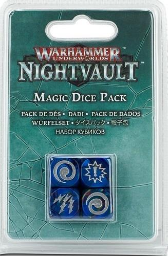 Warhammer Underworlds: Magic Dice