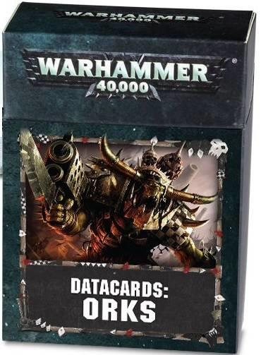 Datacards: Orks