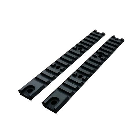 AM-013 & AM-014 Accessory Rail - Matt Black x 2